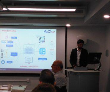 InDeal Kick off meeting, London