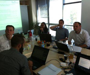 InDeal Steering Committee meeting